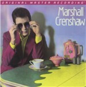 Marshall Crenshaw - Vinile LP di Marshall Crenshaw