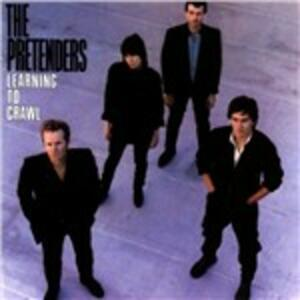 Learning to Crawl - Vinile LP di Pretenders