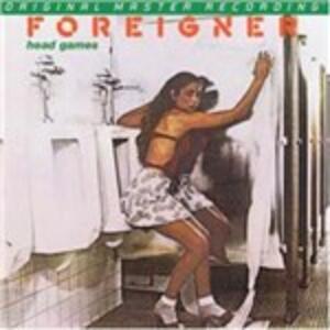 Head Games - Vinile LP di Foreigner