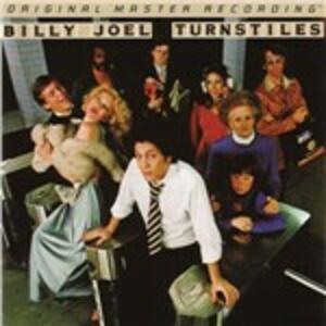 Turnstiles - Vinile LP di Billy Joel