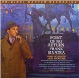 Point of No Return - Vinile LP di Frank Sinatra