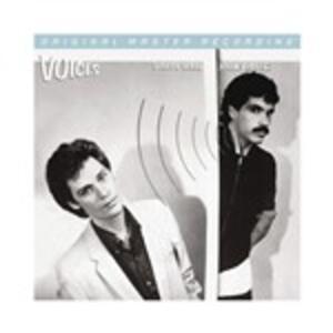 Voices - Vinile LP di Daryl Hall,John Oates