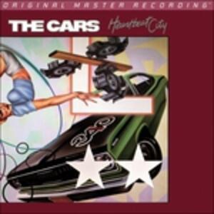 Heartbeat City - Vinile LP di Cars