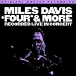 Four & More - SuperAudio CD di Miles Davis