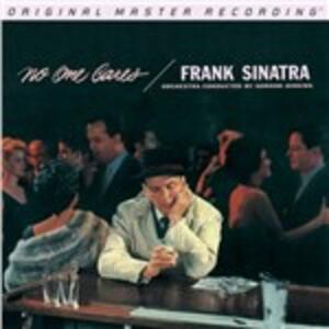 No One Cares - SuperAudio CD ibrido di Frank Sinatra