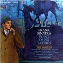 Point of No Return - SuperAudio CD ibrido di Frank Sinatra