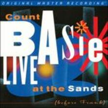 Live at the Sands - SuperAudio CD ibrido di Count Basie