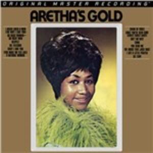 Aretha's Gold - SuperAudio CD ibrido di Aretha Franklin
