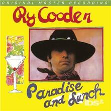 Paradise and Lunch (Limited Edition) - SuperAudio CD di Ry Cooder