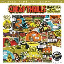 Big Brother & the Holding Company (feat. Janis Joplin - SACD Ibrido Stereo) - SuperAudio CD ibrido di Big Brother & the Holding Company