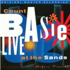At the Sands (Before Frank) - Vinile LP di Count Basie