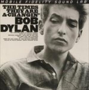 The Times They Are A-Changin' - Vinile LP di Bob Dylan