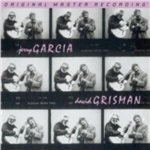 Garcia & Grisman - Vinile LP di Jerry Garcia,David Grisman
