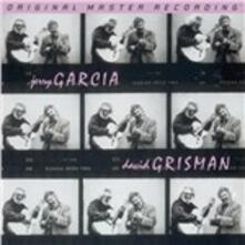 Garcia & Grisman (180 gr.) - Vinile LP di Jerry Garcia,David Grisman