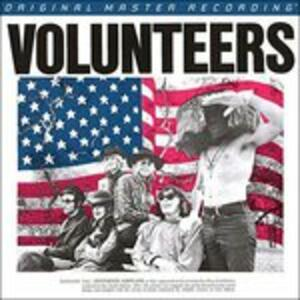 Volunteers - Vinile 7'' di Jefferson Airplane