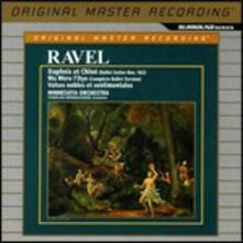 Daphnis et Chloé - Valses Nobles et Sentimentales - Ma mère l'Oye - SuperAudio CD ibrido di Maurice Ravel