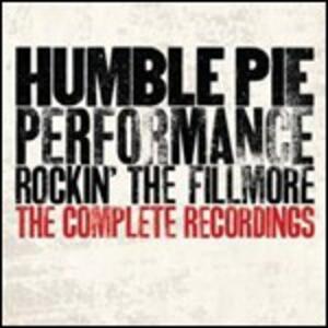 Performance. Rockin The - Vinile LP di Humble Pie