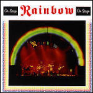 On Stage - Vinile LP di Rainbow