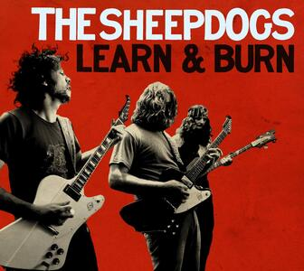 Learn and Burn - CD Audio di Sheepdogs