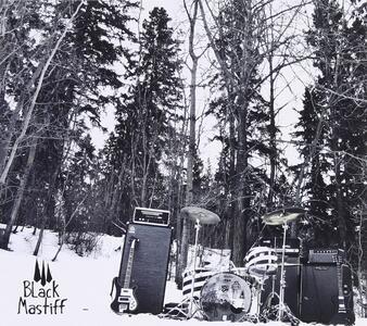 Music Machine - Vinile LP di Black Mastiff