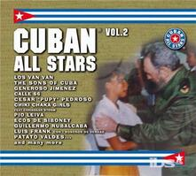 Cuban All Stars 2 - CD Audio