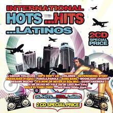 Hotshitslatinos - CD Audio