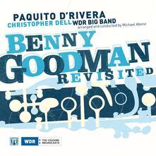 Benny Goodman Revisited - CD Audio di Paquito D'Rivera