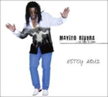 Estoy aqui (with Sons of Cuba) - CD Audio di Mayito Rivera