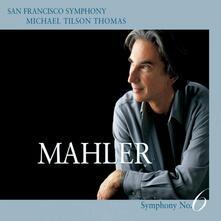 Sinfonia n.6 - SuperAudio CD ibrido di Gustav Mahler