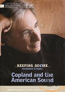 Copland and the American Sound (DVD) - DVD