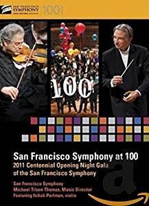 San Francisco Symphony At 100 (Blu-ray) - Blu-ray