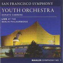 Sinfonia n.1 - CD Audio di Gustav Mahler,Michael Tilson Thomas,San Francisco Symphony Orchestra