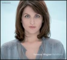 Variations - CD Audio di Vanessa Wagner