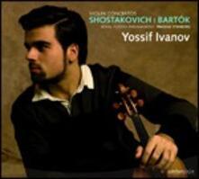 Concerto per viola n.2 / Concerto per violino n.1 - CD Audio di Dmitri Shostakovich,Bela Bartok,Pinchas Steinberg,Royal Flemish Philharmonic Orchestra,Yossif Ivanov