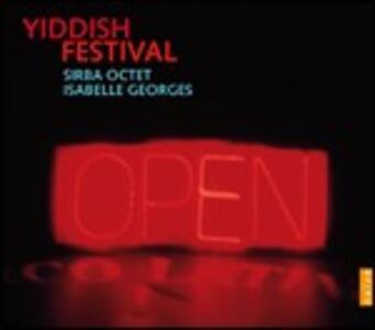 Yiddish Festival - CD Audio
