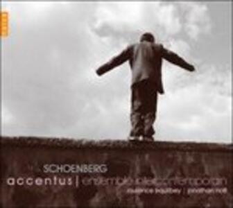 Friede auf Erden op.13 - Farben op.16 - CD Audio di Arnold Schönberg,Ensemble InterContemporain,Accentus,Laurence Equilbey