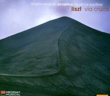 Via Crucis - CD Audio di Franz Liszt,Accentus