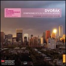 Sinfonia n.9 / Konzertstück op.86 - CD Audio di Antonin Dvorak,Robert Schumann