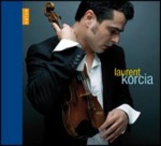 Laurent Korcia - CD Audio di Laurent Korcia