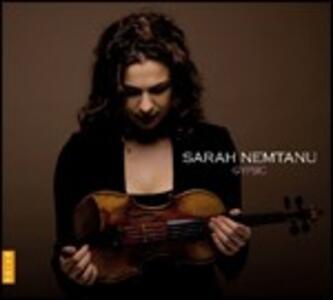 Gypsic - CD Audio di Sarah Nemtanu