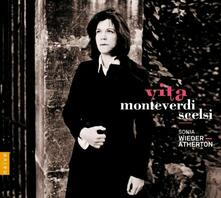 Vita - CD Audio di Claudio Monteverdi,Giacinto Scelsi,Sonia Wieder-Atherton