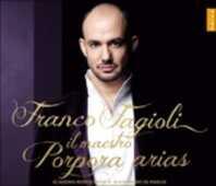 CD Arie d'opera Franco Fagioli Nicola Antonio Porpora Academia Montis Regalis