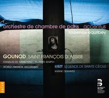 San Francesco d'Assisi - CD Audio di Charles Gounod