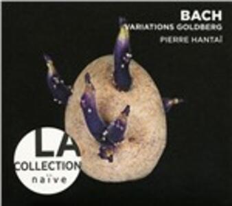 Variazioni Goldberg - CD Audio di Johann Sebastian Bach,Pierre Hantai