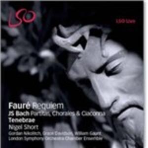 Requiem - SuperAudio CD ibrido di Gabriel Fauré,London Symphony Orchestra,Nigel Short