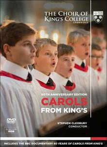 Carols From King's. 60th Anniversary Edition - DVD