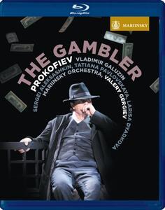 The Gambler. Il Giocatore op.24 - Blu-ray