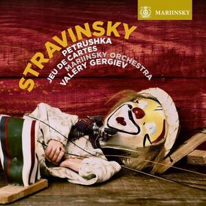Petrushka (Versione originale, 1911) - SuperAudio CD di Igor Stravinsky,Valery Gergiev,Orchestra del Teatro Mariinsky