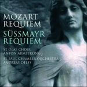 Requiem - SuperAudio CD ibrido di Franz Xaver Süssmayr