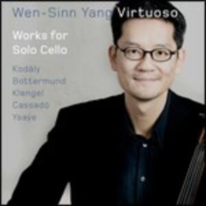 Virtuoso - CD Audio di Wen-Sinn Yang